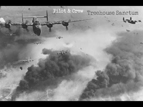 Pilot & Crew - Treehouse Sanctum