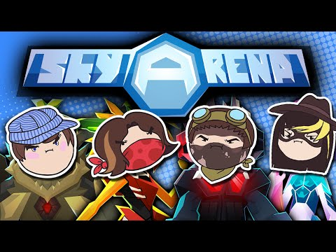 Sky Arena - Steam Rolled