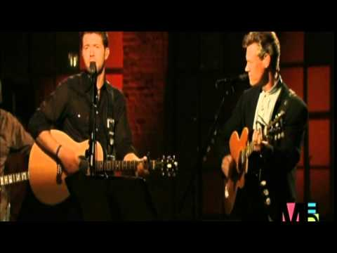 Randy Travis & Josh Turner - Long Black Train (HQ)
