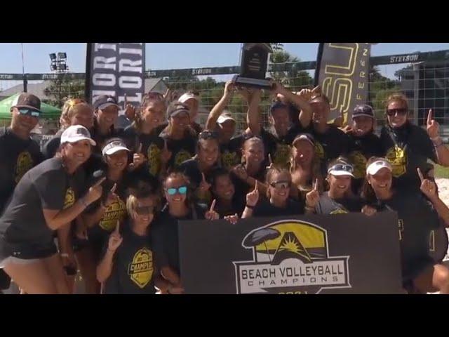 2021 ASUN Beach Volleyball Championship