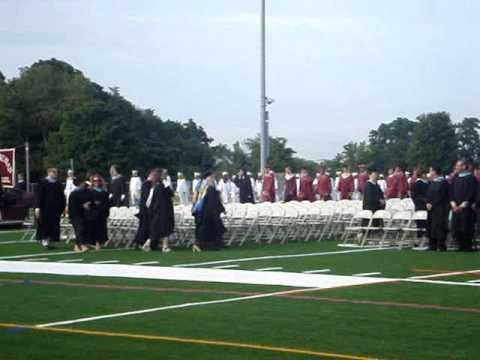 Walt Whitman High School 2008 Graduation