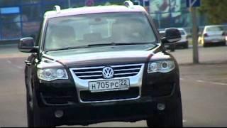 VW Touareg TDI - тест Александра Михельсона(Полный тест. Экстерьер, салон, ходовые качества. Рестайлинг 2007 год., 2011-08-17T10:40:40.000Z)