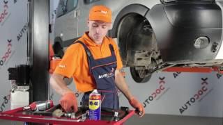 DIY-onderhoud: tips voor vervanging van de achter en vóór Draagarm