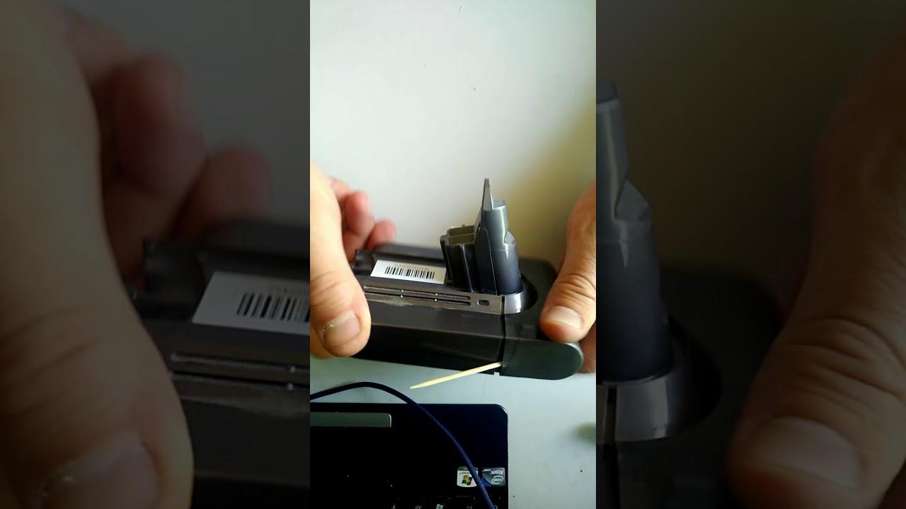 Dyson dc62 как разобрать аккумулятор dyson купить пылесосы в спб