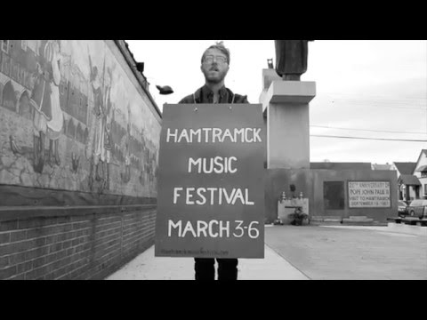 """Hamtramck Music Festival 2016 feat. """"The Devil Was Adopted"""" By Prude Boys"""