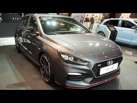 Hyundai i30N 2018 In detail review walkaround Interior Exterior
