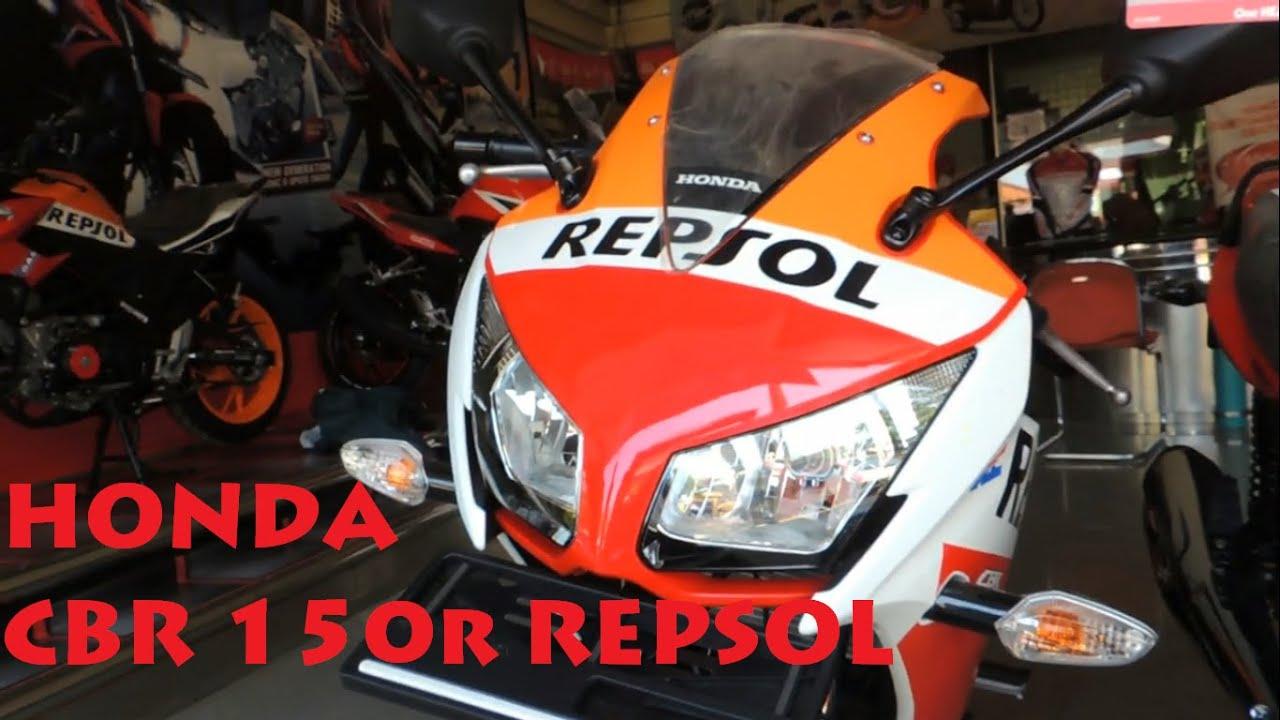 Honda Cbr 150 R Repsol Special Edition 2016 Hd