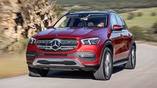 2020 Mercedes Benz GLE Review--THE BEST?