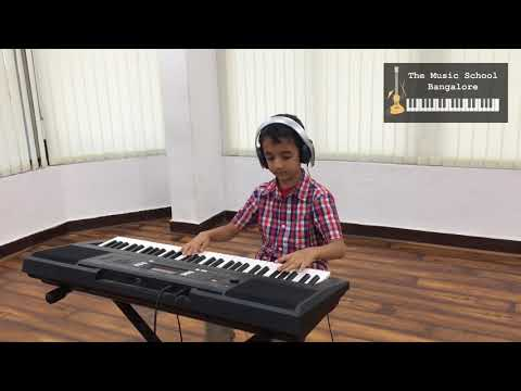 Black Betty by Aakarsh Anoop  - The Music School Bangalore