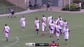 2017 AUDL Playoffs: Dallas Roughnecks at Raleigh Flyers — South Division Championship