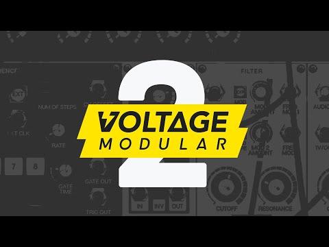 Voltage Modular 2 | Updates & Overview