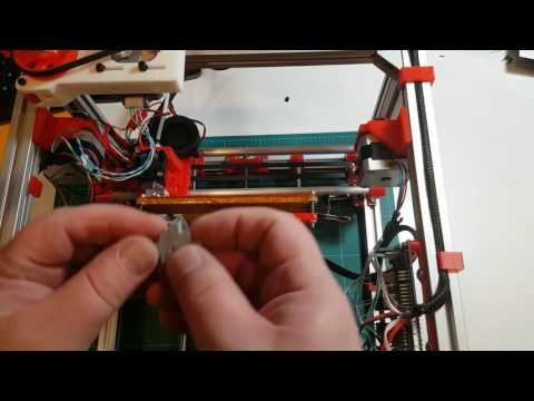 Printrbot to Hypercube conversion part 3