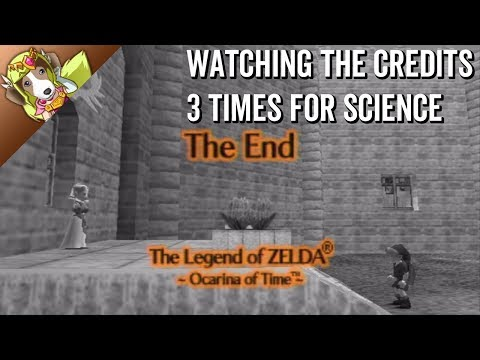 Watching the Credits 3 Times for Science - ZFG Stream