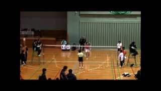 平成24年11月23日(祝)に開催されたシングルスの試合動画です。
