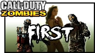 FIRST [Part 2] ★ Call of Duty Zombies (Zombie Games)