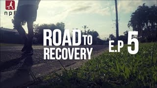 Road To Recovery - E.p 5 | How I Analyse the Pro's + I CAN WALK AGAIN!