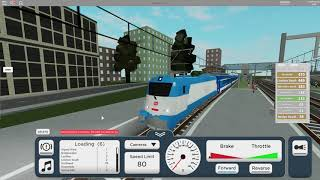 Roblox Terminal Railways Eurocity