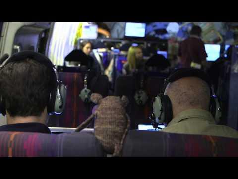 Inside NASA's SOFIA Airborne Astronomical Observatory