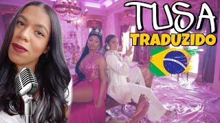 Baixar KAROL G, Nicki Minaj - Tusa (Tradução/ Cantando em Português/ Cover) BONJUH