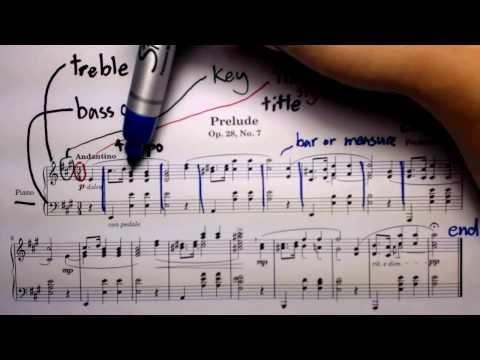 Basic Music Notation