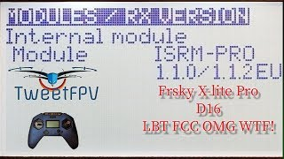 Update Frsky Xlite Pro Firmware To Newest OpenTx 2 3 видео