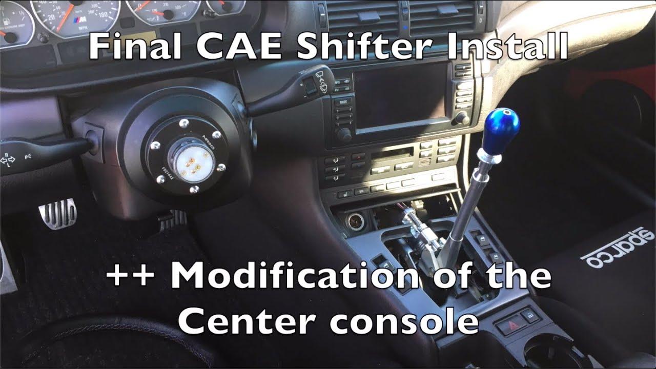 CAE Ultrashifter Install/ Troubleshooting - BMW M3 Forum com
