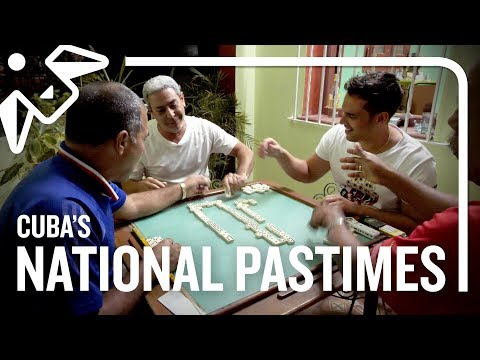 Diamonds and Dominos: Cuba's Love of Sports
