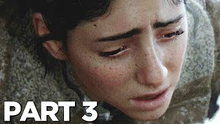 THE LAST OF US 2 Walkthrough Gameplay Part 3 - HORDE (Last of Us Part 2)
