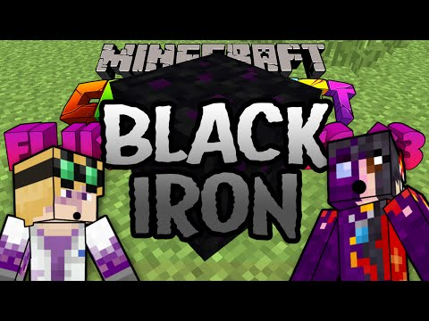 #MINECRAFT CRAZY CRAFT 3.0 | #13 | BLOCK OF BLACK IRON