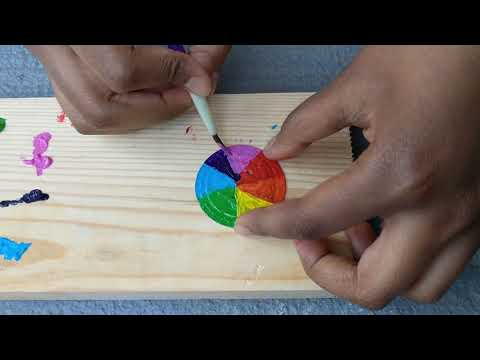How to make a Spin Wheel | DIY Challenge to make this wheel Spin