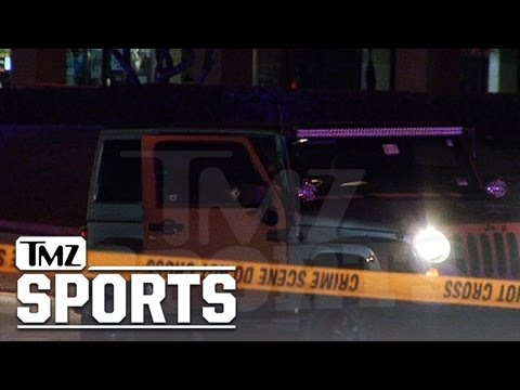 Chris Johnson -- NFL Star Shot in Drive-By ... One Person Dead   TMZ Sports