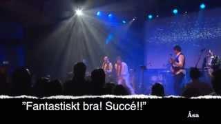 """""""För Kärlekens skull""""- en hyllning till Ted Gärdestad"""