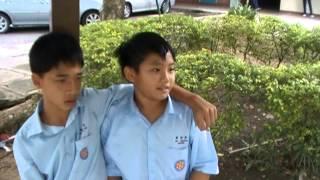 2012 世新大學暑期國際志工團 沙巴崇正中學