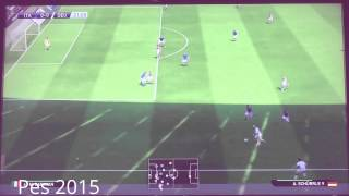 Pes 2015 Gameplay Germany Vs Italy (Partie 2)