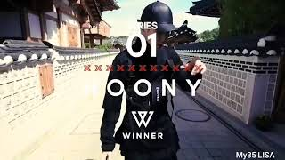 "HOONY, DK ikon, LISA - ""X ACADEMY  ""YG FAMILY VIDEO"""