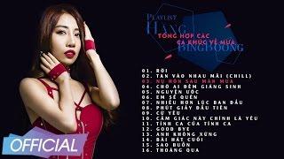 Hằng BingBoong - Tổng Hợp Những Bài Hát Về Mưa (Playlist)