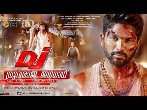 DJ Official Malayalam video song || Allu Arjun,