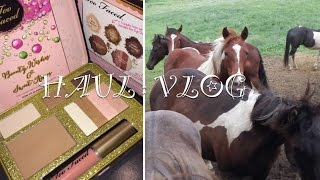 Haul : VLOG : Clinique, Too Faced Holiday 2014 Thumbnail