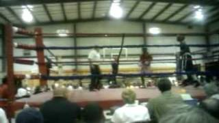 Donald Anderson vs Hollywood round 4