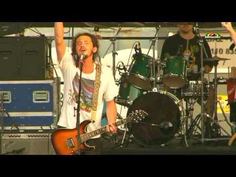 "SOJA /  Usa "" I Don't Wanna Wait""- Live @ Ostróda Reggae Festival 2010"