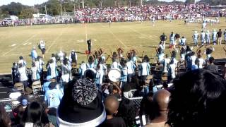Ribault Highschool Band (Raines vs. Ribault Game)