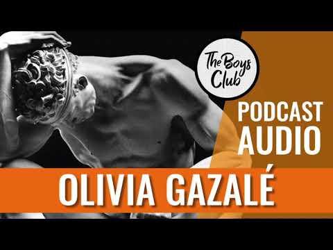 """OLIVIA GAZALÉ, AUTEURE DU """"MYTHE DE LA VIRILITÉ"""" — THE BOYS CLUB EP.6"""