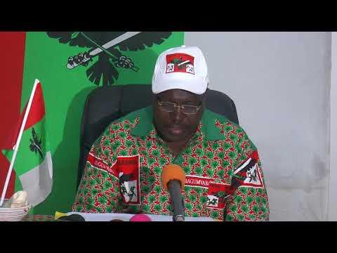 #Burundi Itangazo rya @CnddFdd rijanye no kwibuka imyaka 57 iheze Rudoviko Rwagasore agandaguwe