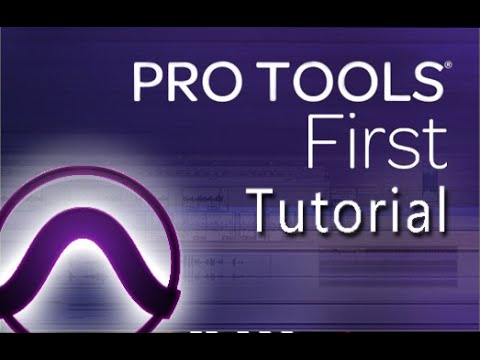 Skilltech academy india pro tools first beginners tutorial.
