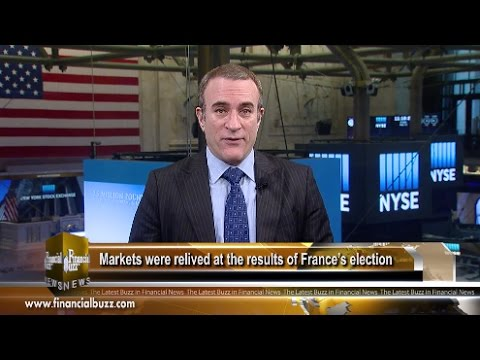 LIVE - Floor of the NYSE! May 12, 2017 Financial News - Business News - Stock News - Market News