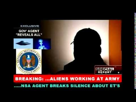 UFO Alien DISCLOSURE by CIA ARMY AGENT June 2014 - Full Inte