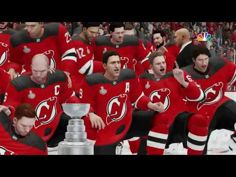 NHL 19 - New Jersey Devils Stanley Cup Celebration