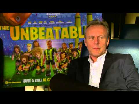 Anthony Head: Buffy is used in universities as an example of great writing