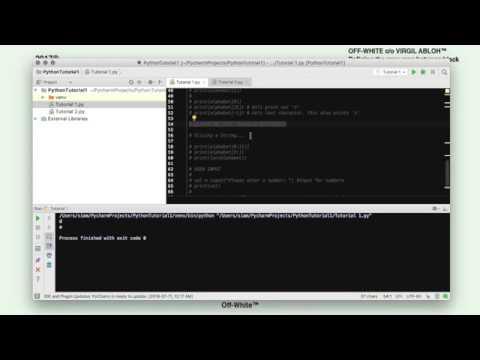 Python Tutorial - The Basics thumbnail