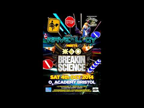 SUB ZERO & MC BASSMAN  RAVEOLOGY MEETS BREAKIN SCIENCE 2014
